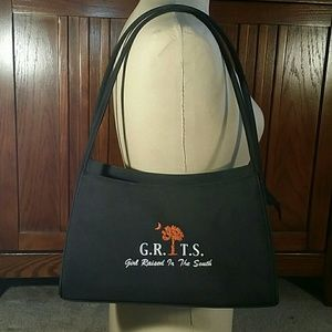 Handbags - GRITS -Girls Raised In the South Purse